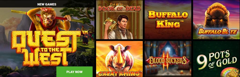 World series of poker online